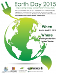 Join us on Earth Day 2015!