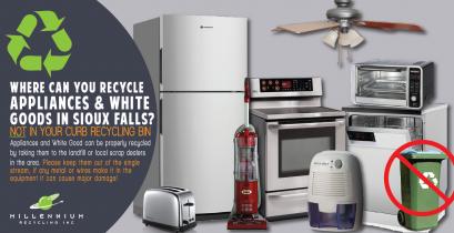 Where to take Appliances