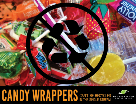Candy Wrappers?