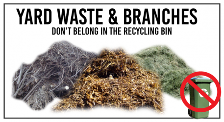 Spring Cleaning: Yard Waste