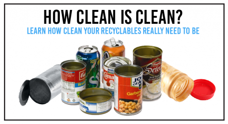 Food Containers: How Clean is Clean?
