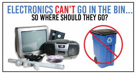 Where to Recycle Electronics in Sioux Falls