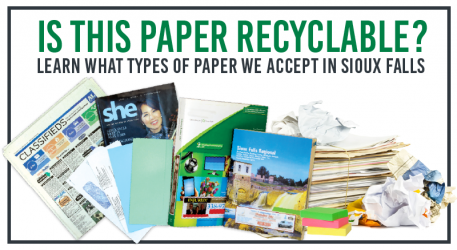What Types of Paper Go in the Bin?