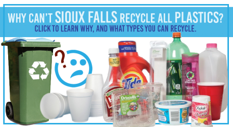 Sioux Falls Plastic Recycling