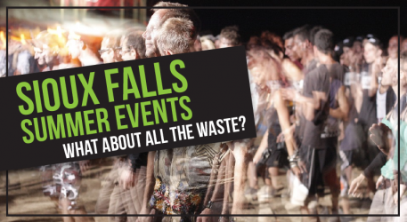 Sioux Falls Events: Are they Recycling?