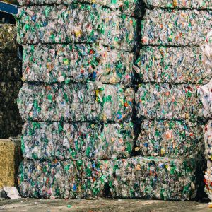 Baled Plastics